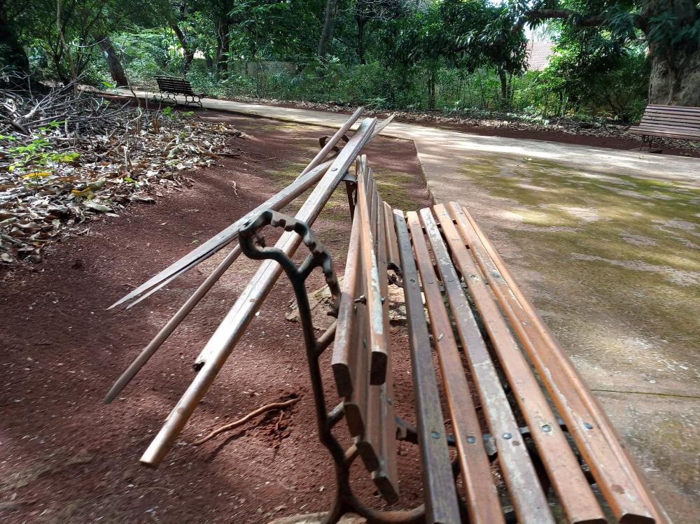 De acordo com a prefeitura todos os parques da cidade serão recuperados.